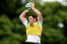 Farrell: 'I know Warren really rates James Ryan but the injury was a setback'