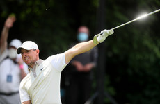 Home favourites all off the pace after first day of Irish Open