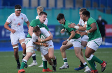 Ireland U20s fail to win third successive Triple Crown after loss to England