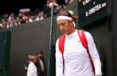 Victoria Azarenka delivers 13-word press conference after Wimbledon defeat
