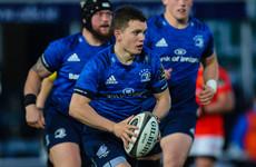 Leinster scrum-half O'Sullivan makes switch to London Irish