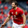 Hamstring strain rules Robbie Henshaw out of the Lions' clash with Sharks