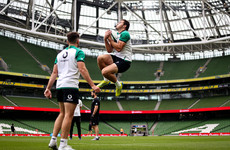 Farrell's strong Ireland XV underlines threat posed by exciting Japan