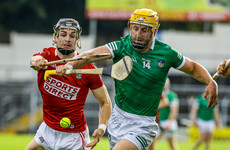 First-half goal blast clinches win for Limerick against Cork to book Munster final spot