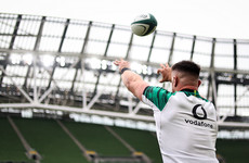 Kelleher hopes Jersey experience will help him fit into Ireland jersey