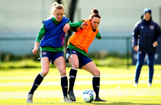 'Playing with Áine O'Gorman is just class. She's a top pro'