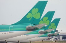 Aer Lingus traffic figures increase with summer surge