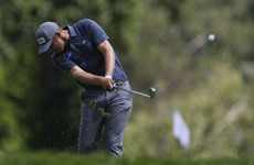 Seamus Power three off the lead after second round on PGA Tour in Detroit