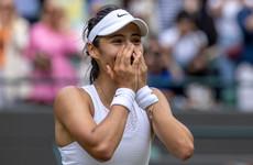 Emma Raducanu produces stunning display to reach last 16 at Wimbledon