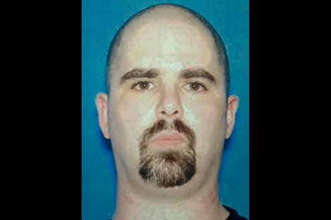 This undated photo provided by the FBI on Monday, Aug. 6, 2012 shows Wade Michael Page