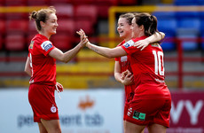 Noelle Murray sends Shels clear at the top with late winner against Peamount