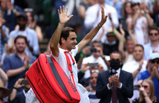 Federer coasts to third-round victory over Norrie, injured Kyrgios forced to retire