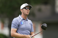 Seamus Power four shots off the lead at the Rocket Mortgage Classic