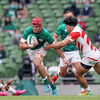 Van der Flier outstanding for Ireland after missing out on Lions call-up