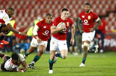 Four-try Adams takes another step towards cementing his place in Lions Test team