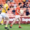 Goals prove decisive as Armagh power past Antrim