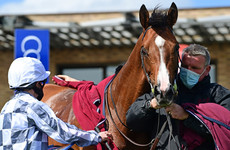 Aidan O'Brien's Broome sweeps aside Parisian field for first Group One triumph