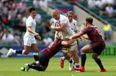 Cokanasiga marks Test return with a brace as experimental England beat USA
