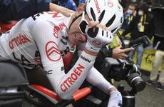 Australia's O'Connor climbs into Tour de France picture with Alpine win