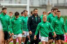 Ireland set to experiment against US after Farrell's men see off Japan