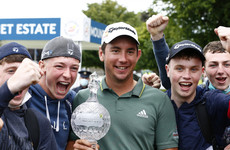 Life comes full circle for Irish Open champ Herbert after hitting low point in Lahinch in 2019