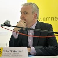 My favourite speech: executive director of Amnesty International Colm O'Gorman