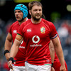 Ireland's Iain Henderson to captain the Lions in clash with the Sharks