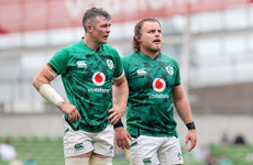 Farrell and Larmour ruled out of US clash as O'Mahony begins off-season