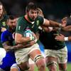 Springboks suspend training again after a new positive Covid-19 case