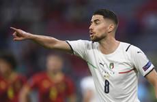 Italy's Brazil-born beating heart at Euro 2020