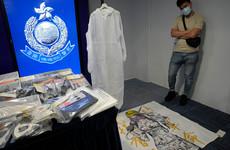 Secondary school pupils arrested over alleged Hong Kong terror plot