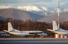 Wreckage found after plane goes missing with 28 people on board in Russia