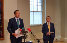 Varadkar on Delta wave: 'We need to avoid getting back into a spiral of fear'