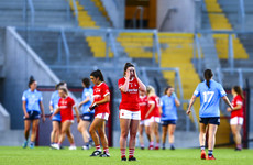 'I still don't understand why Eimear Scally's goal was disallowed. It's just disappointing'