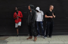 Police force release crime-fighting rap single