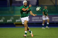 Much-changed Ireland U20s have great chance to impress against Italy