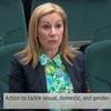 'Very few women my age have not been subjected to some form of sexual assault' - Minister