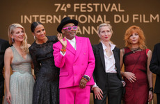 74th Cannes Film Festival rolls out red carpet