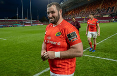 James Cronin's move from Munster to newly-promoted Biarritz confirmed