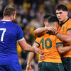 Australia come from 15 points down to snatch last-gasp win over France