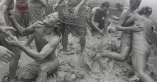 Welly sales are up 99 per cent... so here's a mudbath gallery to celebrate