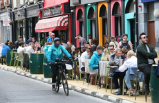 Capel St and Parliament St to stay traffic-free on weekend evenings for another six weeks