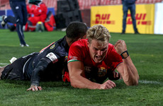 Gatland's Lions put Covid upheaval aside to run eight tries past Sharks