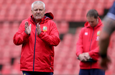 Lions confirm another Covid case as much-changed 23 named for Sharks game