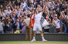 Serious questions over Federer's future, Djokovic reaches 10th Wimbledon semi-final