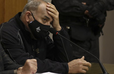 Two years prison for Argentine golf champ Cabrera