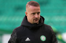 Leigh Griffiths sent home from Celtic camp as police begin online activity probe