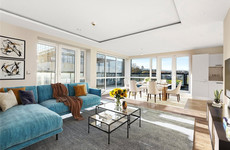 Stylish south Dublin apartments and penthouses with lush green spaces outside