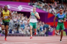 No joy for Hession in the 200m heats