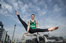 'We want that top spot': The Co Down gymnast whose Olympic journey started in his back garden